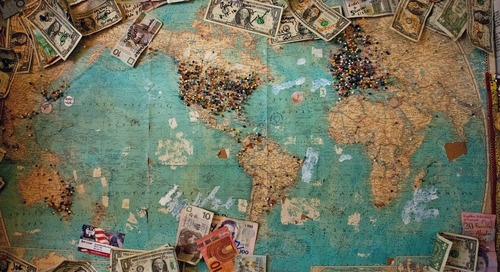 Social recruitment around the world