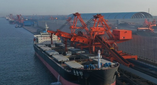 China's Import Surge Drives Optimism in Dry-Bulk Shipping Demand - The Wall Street Journal