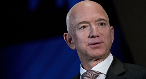 Leadership and Life Lessons from Amazon's Jeff Bezos