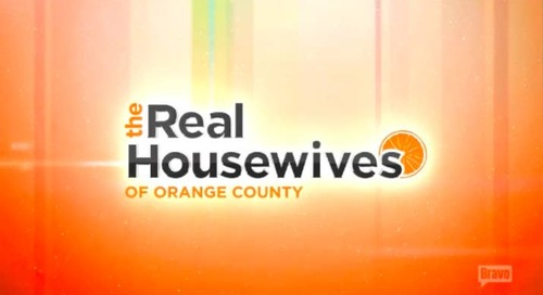 BRAVO: The Real Housewives of Orange County [Returning Series]