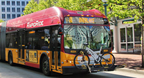 King County brings 4G LTE and Wi-Fi to Bus Passengers