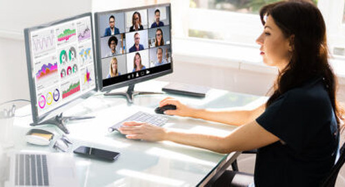 Change the network to improve the productivity of mission-critical leaders working remotely