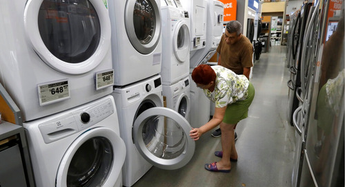 US Durable Goods Orders Fall 1.1% in September