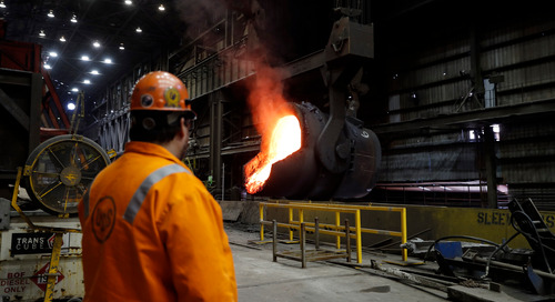 Why Tariffs Haven't Revitalized American Steelmakers