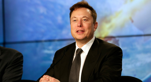 Tesla's Musk Earns $770M in Stock Options