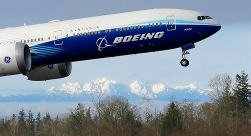 Boeing Slashes 12,000 Jobs