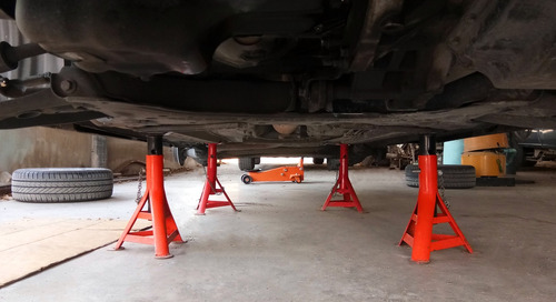 Jack Stands Recalled, Could Collapse