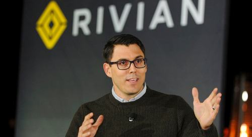 EV Startup Rivian Nets $2.4B in Funding
