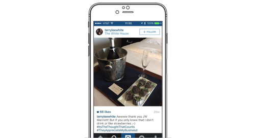 Personalization of the Guest Journey