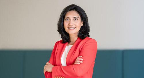 Erste Frau in der Geschäftsführung seit der Gründung von Bosch