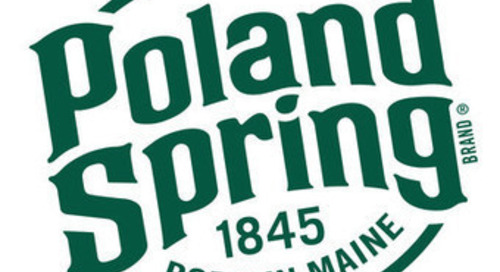 Poland Spring 100% Natural Spring Water to Use 100% Recycled Plastic by 2022