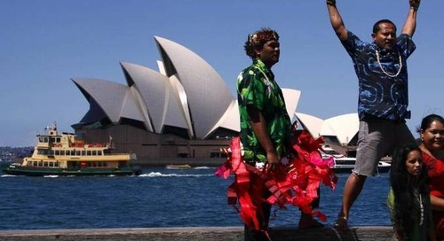 Australia, under fire for coal, pledges $339 mln for Pacificclimate change