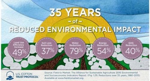 Levi Strauss & Co. et Tesco rejoignent le U.S. Cotton Trust Protocol