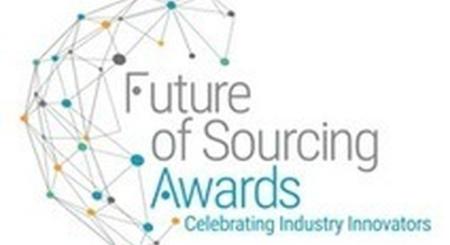 Finalists Are Announced for Second Annual Future of Sourcing Awards
