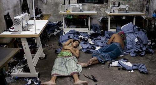 Menschenwürdige Produktion: Warum Firmen wie Tchibo von der Bundesregierung ein Lieferkettengesetz fordern - Tagesspiegel