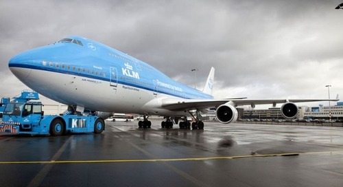 KLM partners with Microsoft to create sustainable aviation 'blueprint'