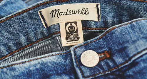 J.Crew and Madewell Launch Fair Trade Certified Denim Collection