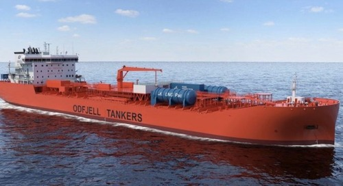 Shipping Industry Unveils Fuel Cell Pilot Project to Reduce Emissions 40% or More