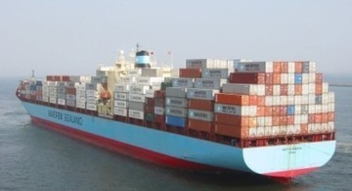H&M trials Maersk carbon-neutral fuel product