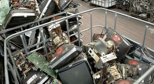 17 tonnes de déchets électroniques collectés pour près de 10 millions de Fcfa