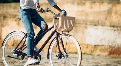 Nespresso Launches Bikes Made Of Recycled Coffee Capsules