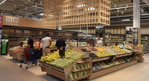 Carrefour revoit à la hausse ses objectifs RSE