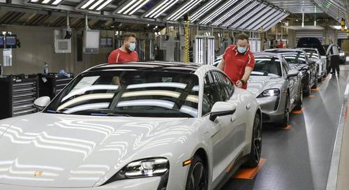 Porsche fordert bei Lieferanten Umstellung auf Grünstrom