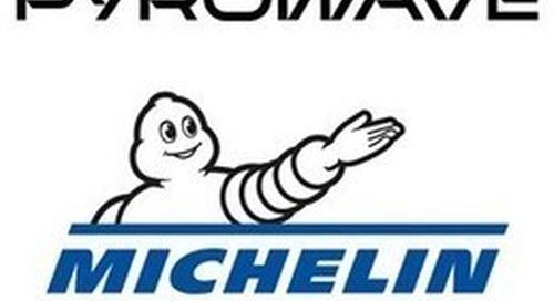 Michelin et Pyrowave s'allient pour industrialiser une technologie innovante de recyclage des déchets plastiques
