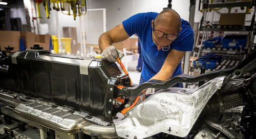 Volvo Cars to implement cobalt traceability for its EV batteries