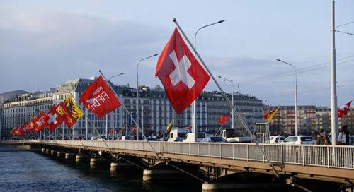 Schweizer Aufsicht verlangt von Banken Transparenz über Klimarisiken