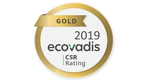 ISS Schweiz - Erneute Gold-Zertifizierung von EcoVadis