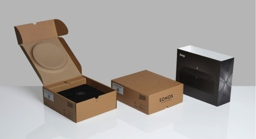 Sonos Joins How2Recycle Label for Electronics Packaging