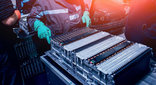 Renewable energy growth depends on a circular economy for batteries
