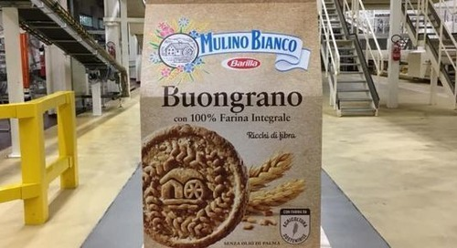 Barilla To Introduce Biscuits Made Of 100% Sustainable Wheat