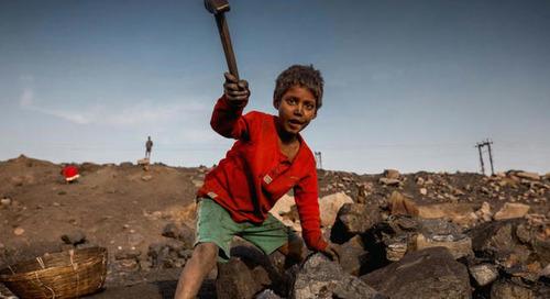 """La France s'engage pour accéder au statut de """"pays pionnier"""" dans la lutte contre le travail des enfants"""