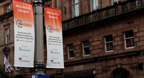 Glasgow aims to become UK's first net-zero emissions city