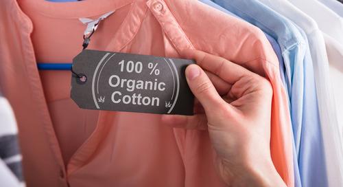 Soil Association launches organic cotton report