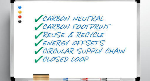You Bet, We Still Care About Sustainability - Inbound Logistics