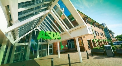 Asda has removed 6,500 tonnes of plastic from its own brand packaging