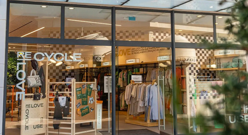 VIA Outlets focuses on sustainability with pop-up shops