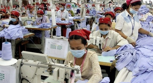 Cambodian garment factories improve conditions but rights violations continue