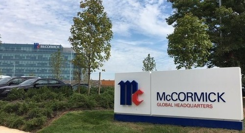 Why McCormick is setting 'audacious' sustainability goals