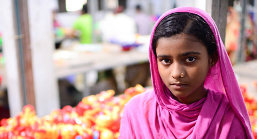 Global child labour progress has 'flatlined'