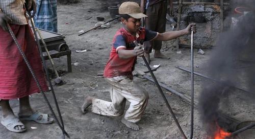 Kinderarbeit: 187 Länder unterschreiben Abkommen zum Schutz gegen Sklavenarbeit