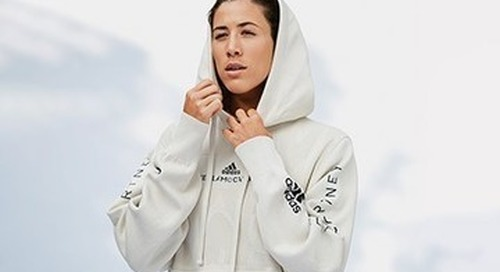 Adidas unveils 100% recyclable hoodie