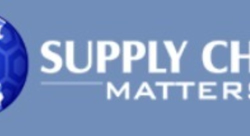 January 10 2020 Edition of This Week In Supply Chain Management Tech