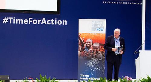 COP25: Unternehmen gehen voran