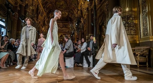 Searches for sustainable fashion have increased by 66% in the past year