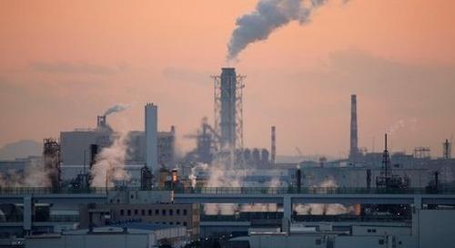 Climat: moins d'une entreprise sur dix mesure toutes ses émissions de CO2