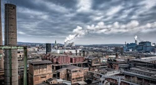 Face au réchauffement climatique, le FMI préconise d'augmenter la taxe carbone